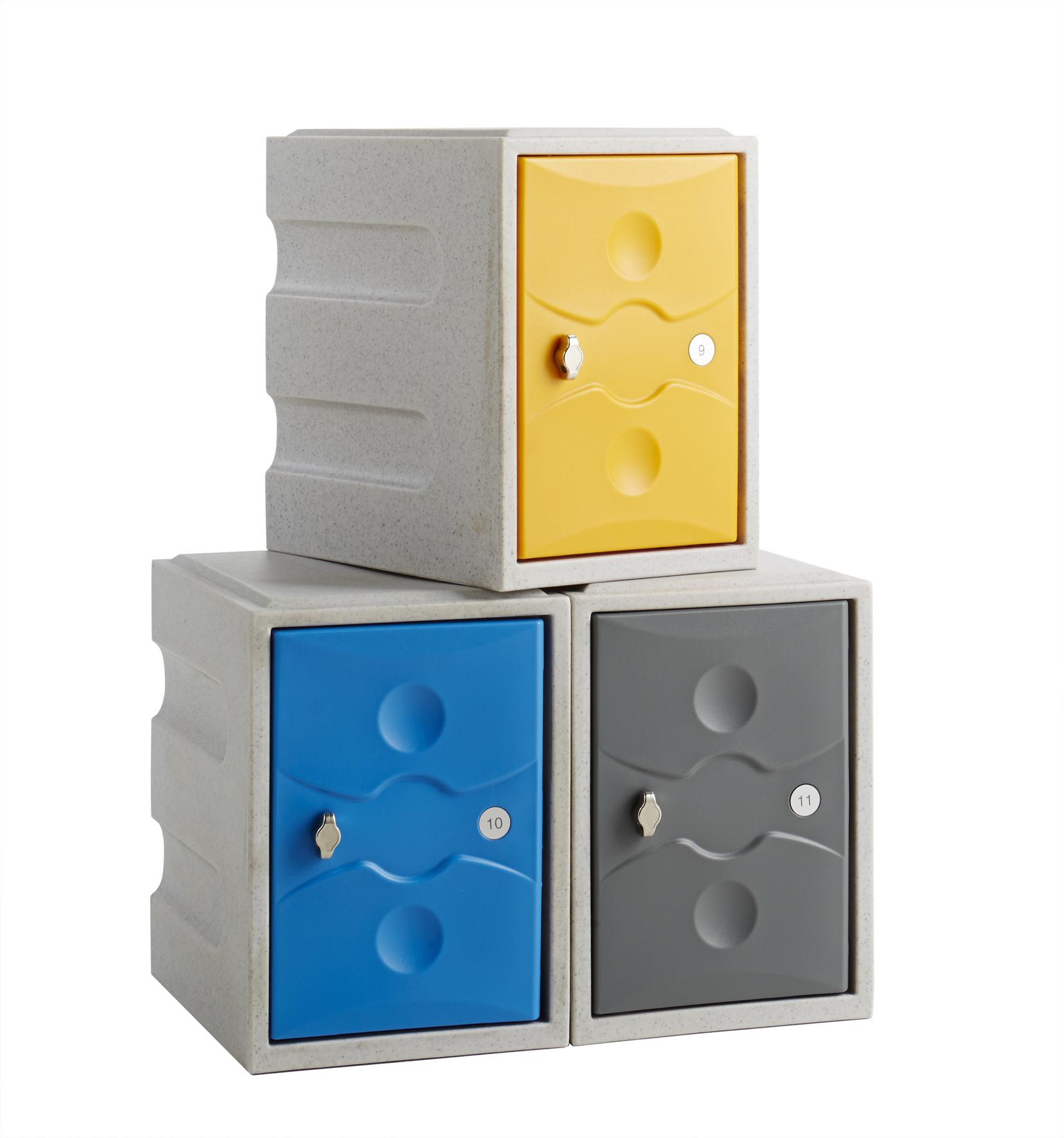 1 Door Mini Waterproof School Lockers